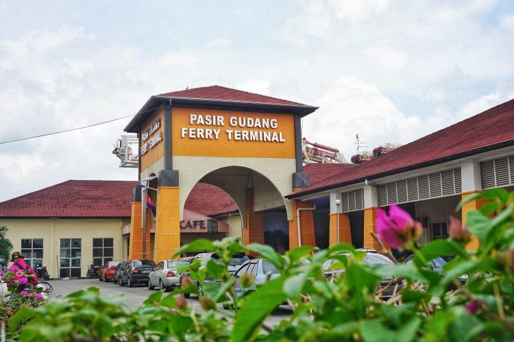Pasir Gudang Ferry Terminal Building